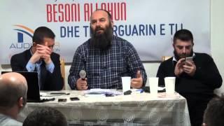 Pyetje Përgjigje - Bekir Halimi, Ahmed Kalaja, Enes Goga (Seminari- Ulm 2013)