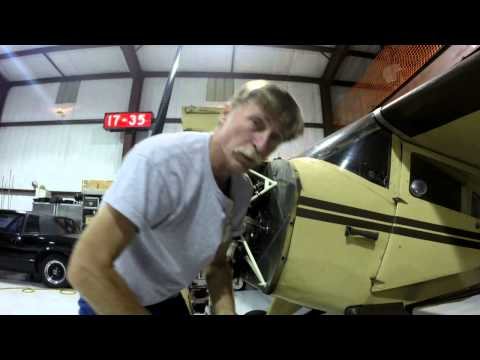Kevin Lacey – Oil Change 23 hours after Engine Overhaul