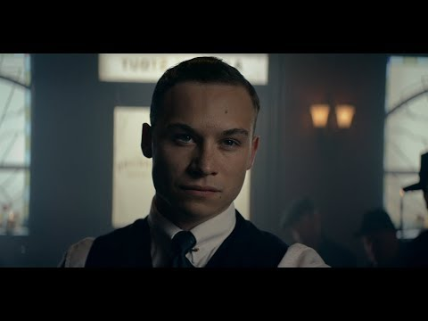 Michael is trying to take over Tommy's power | Peaky Blinders.