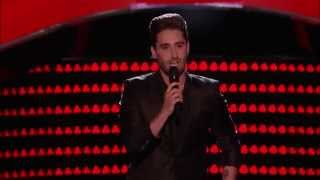 Viktor Király sings 'What's Going On' by Marvin Gaye - The Voice 2015 - Blind Audition