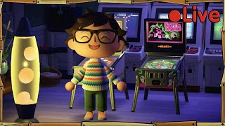 Animal Crossing - Games Room -  • Live