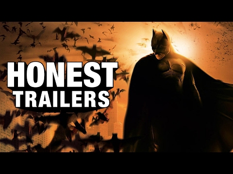 An Honest Trailer for Batman Begins