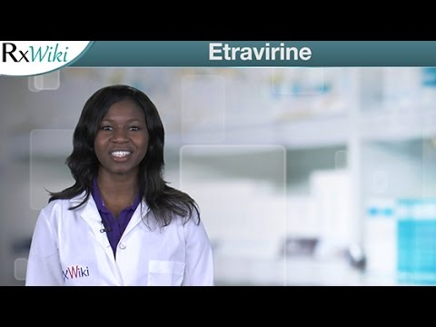 Etravirine Helps Treat HIV in 6 Year Olds - Overview