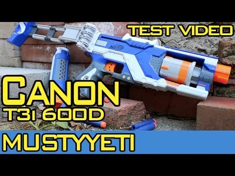 mustyyeti - Here is a quick test video to see how good the video quality is of the Canon T3i. I'm also testing out a new editing program, Adobe Premiere, so I'm are test...