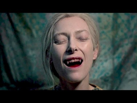 Only Lovers Left Alive (Cannes Trailer)