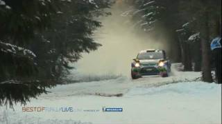 Qualifying stage - 2012 Rally Sweden - Best-of-RallyLive.com