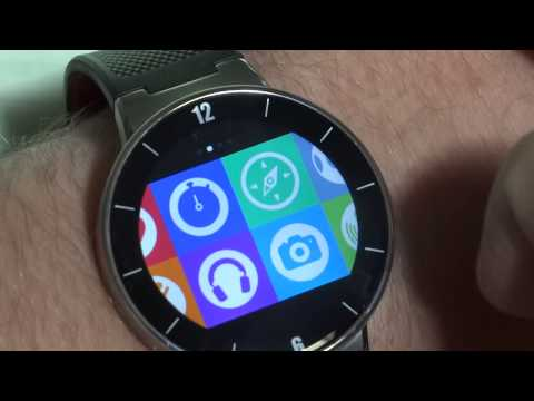 Recensione Alcatel OneTouch Watch Android ed IOS