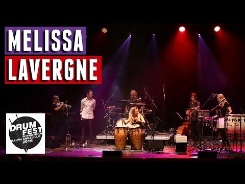 Mélissa Lavergne - 2016 Drum Festival International Ralph Angelillo