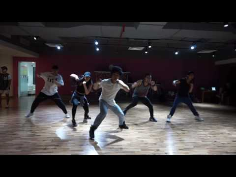 ChrisBrown   Tyga   B**** and Marijuana Choreography