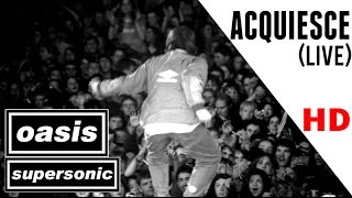 "Nonton OASIS: SUPERSONIC || ""Acquiesce"" Scene (Subtitulado. Español) Film Subtitle Indonesia Streaming Movie Download"