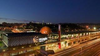 Badalona Spain  city pictures gallery : Shopping in Badalona Barcelona Catalunya Spain June 2014