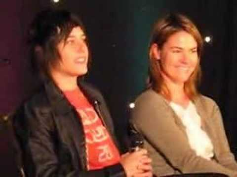 L word convention Kate und Leisha