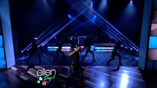 Usher Numb Live
