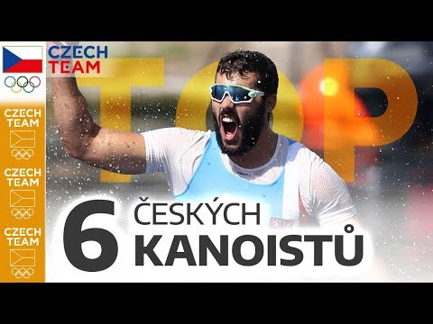 TOP: 6 českých kanoistů