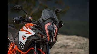 4. 2018 KTM 1290 SUPER ADVENTURE R First Look Review