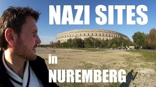 Nuremberg Germany  city photo : Aren't these Nazi Party Buildings in Nuremberg still scary? - A German Life #6