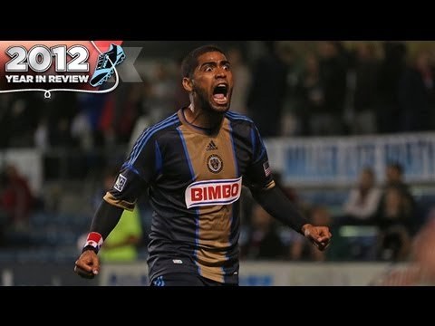 All the Philadelphia Union 2012 Goals