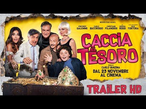 Preview Trailer Caccia al tesoro, trailer ufficiale