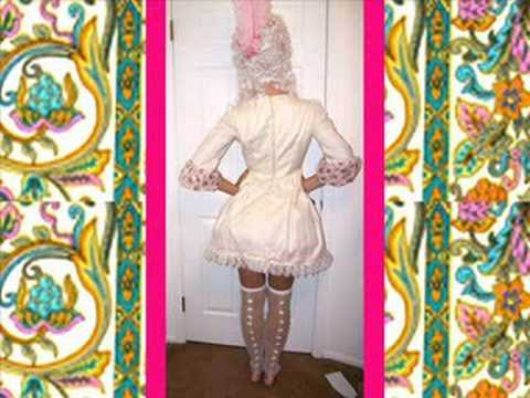 Marie Antoinette Halloween Costume Ideas and Makeup