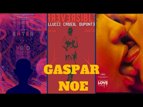 Tributo a Gaspar Noe    IRREVERSIBLE-ENTER THE VOID-LOVE