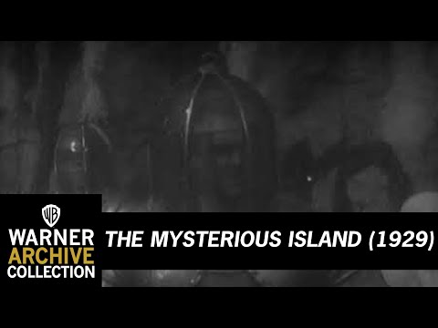The Mysterious Island - Clip