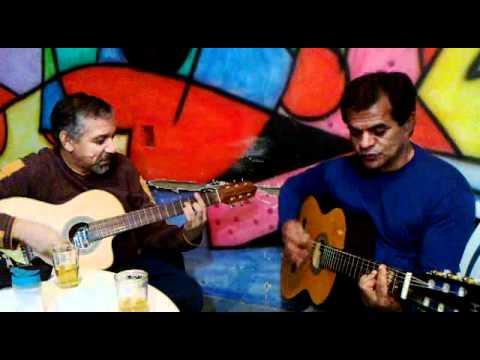 Chão de Giz - Mazim e Edgar (Bar Fundo de Quintal em Rio do Prado/MG)