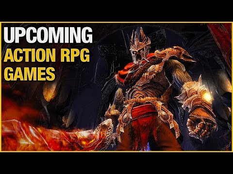 Upcoming Action RPG Games in 2015 / 2016