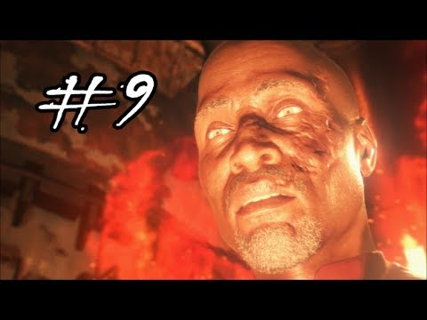 The Evil Within 2 - Playthrough - Chapter 9: Another Evil (All Collectibles)