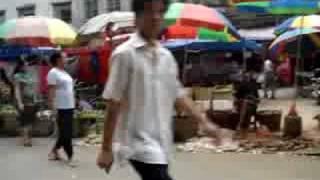 Sihui China  City pictures : Uma volta em Sihui, China