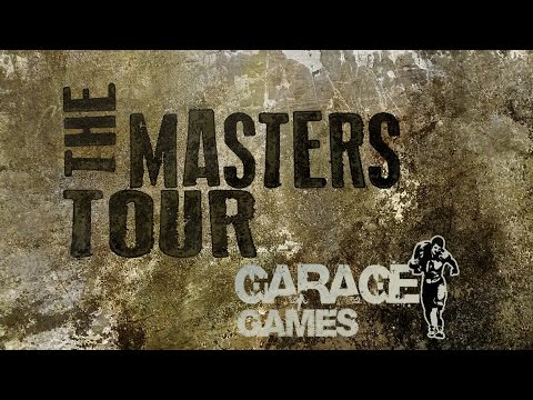 Garage Games: The Masters Tour Standards 2014