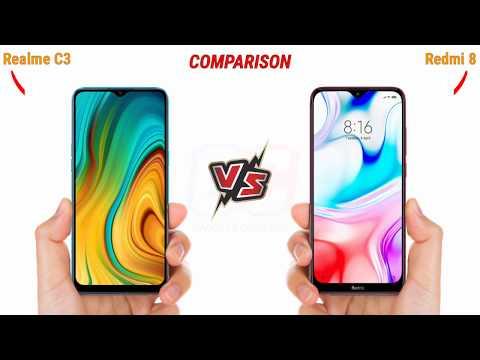 Realme C3 vs Xiaomi Redmi 8 | Full Comparison | Which is Best 🔥 Most Watch.