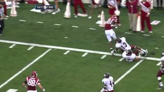 Chris Gragg vs Mississippi State (2011)