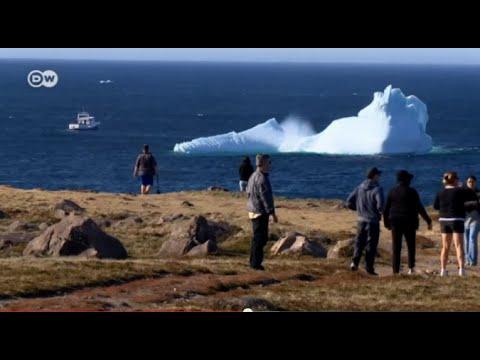 Unterwegs mit einem Eisbergjäger | Global 3000