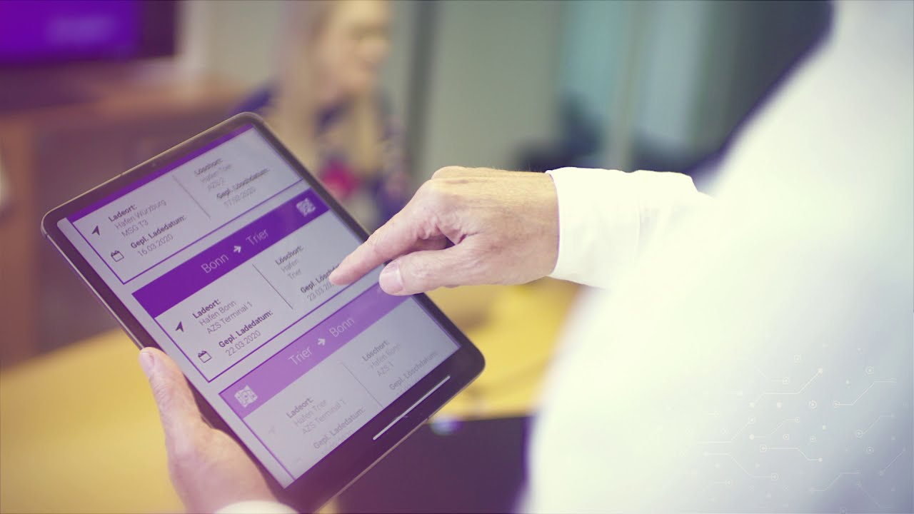 SINLOG –Digital Shipping Documents (English)