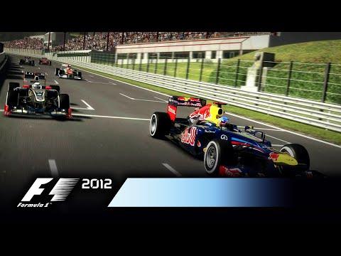 F1 2012 : bande-annonce pour la démo
