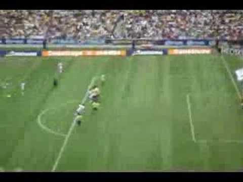 Gol de Castro a América