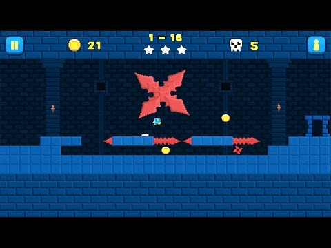 Super Nano Jumpers gameplay