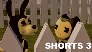 SFM| Bendy Shorts 3| BATIM Español