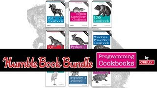 Humble Programming Book Bundle By O'Reilly Press