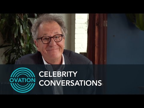 "Geoffrey Rush -- ""Looking For Scary"""