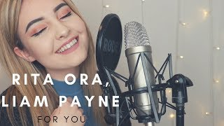 Video Rita Ora, Liam Payne - For you (Jenny Jones Cover) MP3, 3GP, MP4, WEBM, AVI, FLV April 2018
