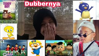 Video Dubber Boboho, Tweety, Pororo 1, Teddy Boy, Ucrit Si Unyil Animasi, Pablo Backyardigans, dll MP3, 3GP, MP4, WEBM, AVI, FLV Januari 2019