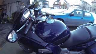 9. 2004 Honda ST1300 Cold Start