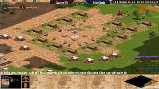 4vs4 Random | GameTV vs BiBi Club | Ngày 13-12-2017 | BLV:G_man