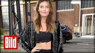 """Die Fans von """"GNTM""""-Siegerin Vanessa Fuchs fragen sich, was macht das Model gerade? Wir haben sie gefragt, auf dem roten Teppich der Thomas Rath Fashion Show.BILD jetzt abonnieren: http://on.bild.de/bild_abo"""
