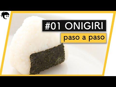 onigiri - http://www.cocinajaponesa.tv/recetas-japonesas-como-preparar-onigiri-taka-sasaki/ Recetas japonesas: Como preparar Onigiri / Cocina Japonesa con Taka Sasaki.