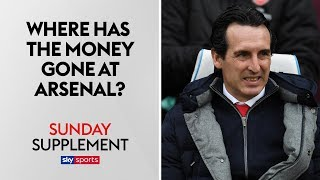 What are the major issues at Arsenal?   Sunday Supplement   Full Show