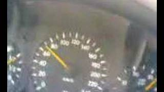 Mercedes ML 400 Cdi 0-140 Km/h