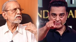 "Video ""I want to participate in Bigg Boss"" Kamal's Brother Charuhasan Opens Up 