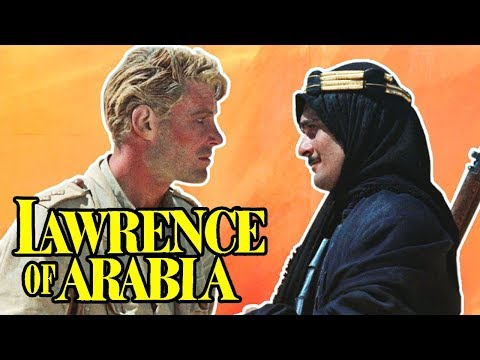 How David Lean Created Ali's Mesmerizing Entrance | Lawrence Of Arabia